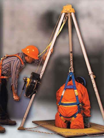 Safe Working In Confined Space